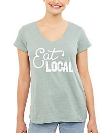 Motherhood Maternity Eat Local™ Graphic Nursing Tee