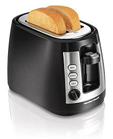 Hamilton Beach Retractable Cord 2 Slice Toaster