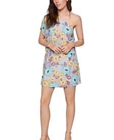 BCBGeneration One-Shoulder Shift Dress
