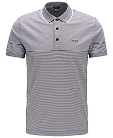 BOSS Men's Paddy 6 Regular-Fit Polo Shirt