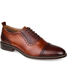 Men's Lincoln Cap Toe Oxfords
