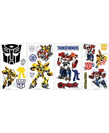 York Wallcoverings Transformers Autobots Peel and Stick Wall Decals