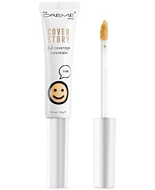 The Crème Shop Cover Story Concealer