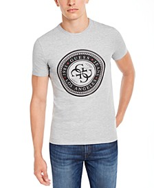 Men's Circular Logo T-Shirt