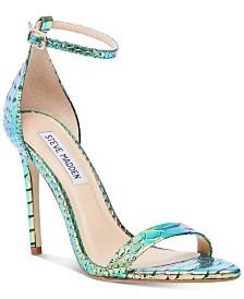 Steve Madden Women's Sane Dress Sandals