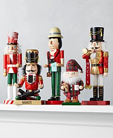 Holiday Lane Nutcracker Collection, Created for Macy's
