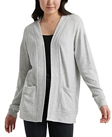 Harlan Cloud Jersey Cardigan