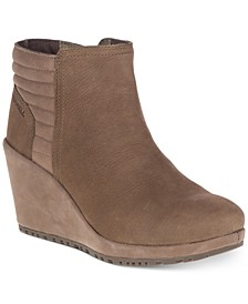 Women's Tremblant Bluff Waterproof Wedge Booties