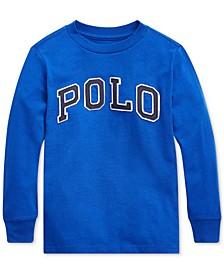 Toddler Boys Jersey Cotton Shirt