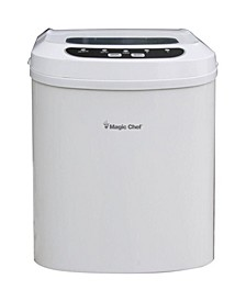 27 lbs Portable Countertop Ice Maker