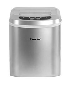27 lbs Portable Countertop Ice Maker