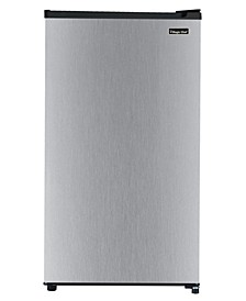 Energy Star 3.2 Cubic Feet Compact All-Refrigerator with Door