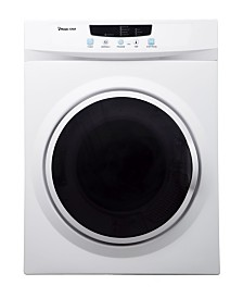 Magic Chef 3.5 Cubic Feet Compact Electric Dryer