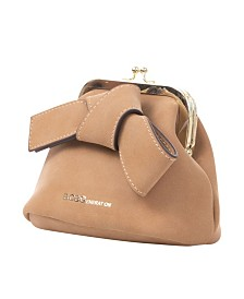 BCBGeneration Bonnie Kiss Lock Bucket Bag