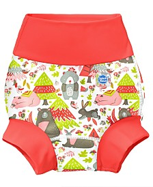 Splash About Baby and Toddler Boys and Girls Happy Nappy Swim Diaper