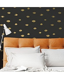 Eye See You Self-Adhesive Wallpaper