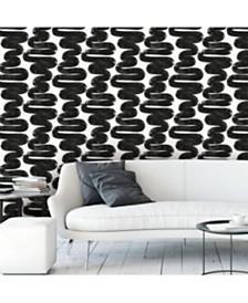 Tempaper Wiggle Room Self-Adhesive Wallpaper