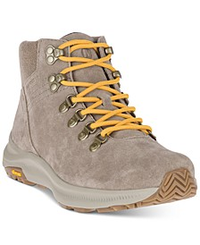 Women's Ontario Suede Mid Hiking Boots