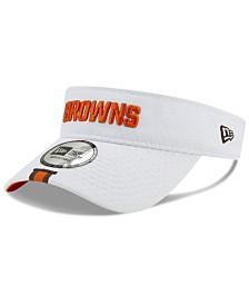New Era Cleveland Browns Training Visor