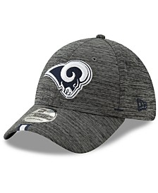 New Era Los Angeles Rams Training Graph 39THIRTY Cap