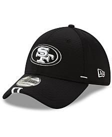 New Era San Francisco 49ers Training Black 39THIRTY Cap
