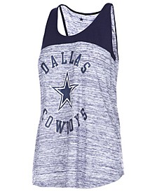 Women's Dallas Cowboys Space Dye Tank