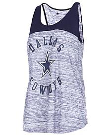Women's Dallas Cowboys Space Dye Tank