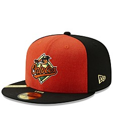 New Era Baltimore Orioles Timeline Collection 59FIFTY Cap