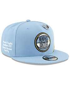 New Era Memphis Grizzlies On-Court Collection 9FIFTY Cap