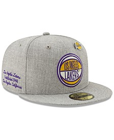 New Era Los Angeles Lakers 2019 On-Court Collection 59FIFTY Fitted Cap