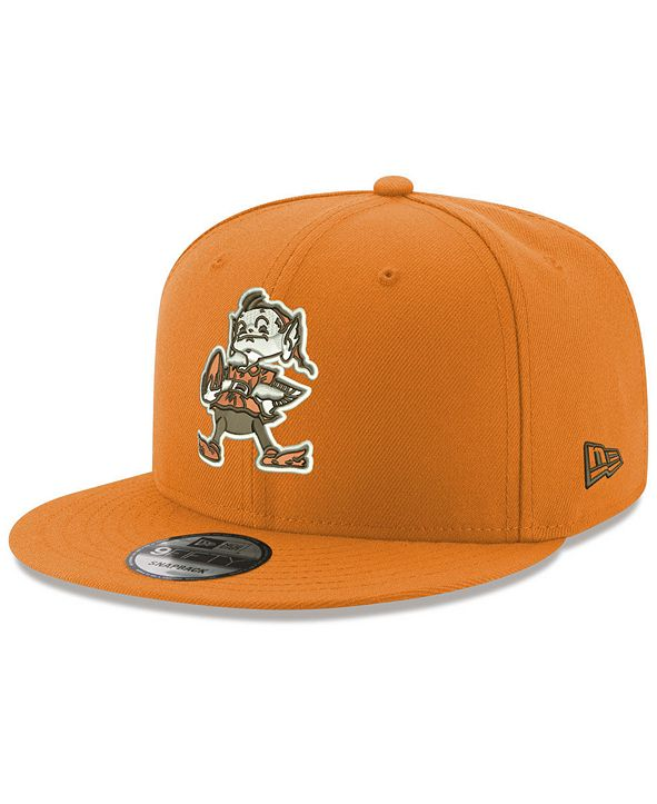 New Era Cleveland Browns Basic Core 9FIFTY Fitted Cap