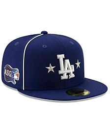 New Era Little Boys Los Angeles Dodgers 2019 All Star Game Patch 59FIFTY Fitted Cap