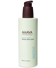 Ahava Mineral Body Lotion, 8.5 oz