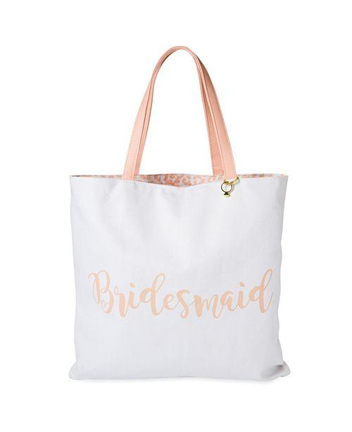 Celebrate Shop Tri-Coastal Design Reversible Canvas Tote Bag