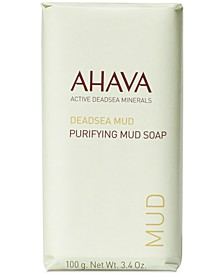 Purifying Mud Soap, 3.4 oz