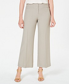 Stretch Wide-Leg Pants, Created for Macy's