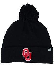 Top of the World Oklahoma Sooners Core Pom Knit Hat