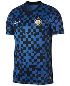 Nike Men's Inter Milan Club Team Pre-Match Top
