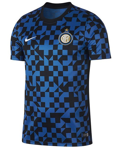 Nike Men's Inter Milan Club Team Pre-Match Top