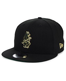 New Era Chicago Cubs Coop O'Gold 9FIFTY Cap