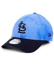 St. Louis Cardinals 2019 Father's Day 39THIRTY Stretch Fitted Cap