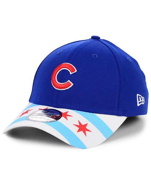 nice cheap super quality the best attitude New Era Chicago Cubs Flag 39THIRTY Cap & Reviews - Sports Fan ...