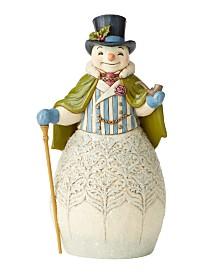 Jim Shore Victorian Snowman