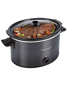Manual 10-Qt. Slow Cooker