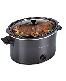 Hamilton Beach Manual 10-Qt. Slow Cooker