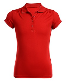Big Girls Sensory Friendly Polo Shirt