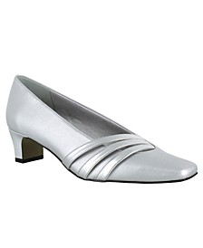 Entice Squared toe Pumps