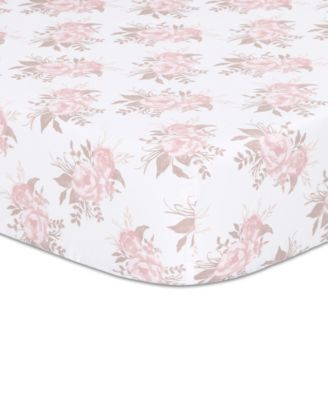 Grace Fitted Crib Sheet