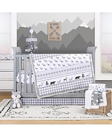 The Peanutshell Forest Dream Nursery Collection