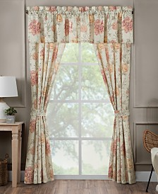 "Rose Tree Nadia 80"" X 17"" Lined Valance"